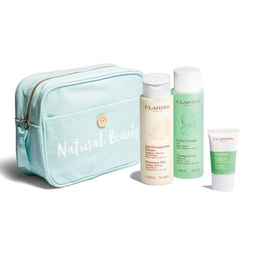 Purifying Cleansing Set. Combination to Oily skin