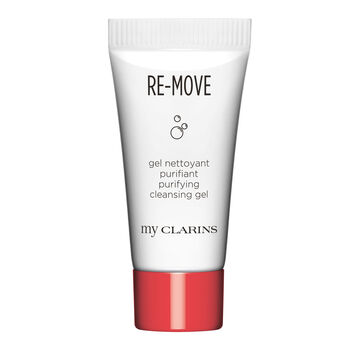 My Clarins RE-MOVE Purifying Cleansing Gel Sample (5ml)