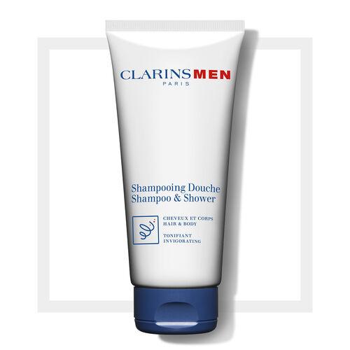 ClarinsMen Shampoo & Shower - Saleable