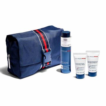 ClarinsMen Revitalizing Premium Essential Set