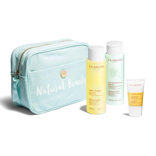 Perfect Cleansing Set. Normal to Dry skin