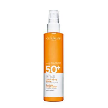 Sun Care Body Lotion Spray UVA/UVB 50+