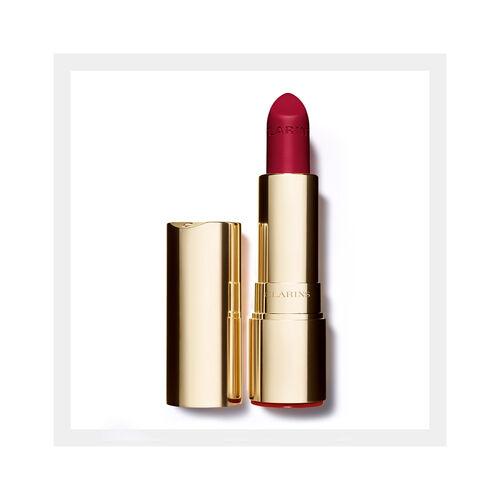 Joli Rouge Velvet 754M (Deep Red)