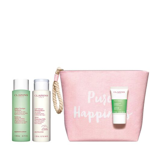 Perfect Cleansing Set For Combination to Oily Skin