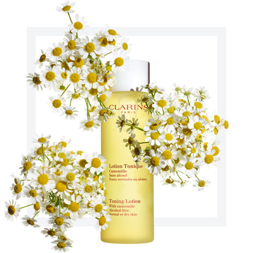 Toning Lotion With Camomile For Normal to Dry Skin