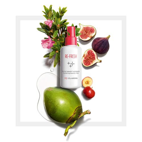 My Clarins RE-FRESH Hydrating Beauty Mist