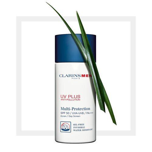 ClarinsMen UV Plus Anti-Pollution