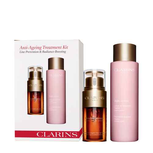 Double Serum & Multi-Active Treatment Set
