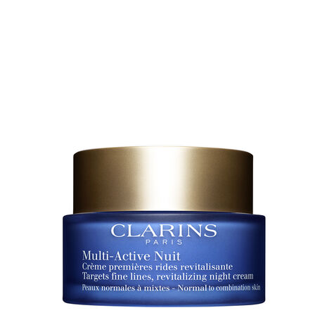 Multi-Active Night Cream – Targets Fine Lines & Revitalises  Normal to combination skin