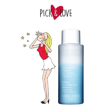 Pick & Love Instant Eye Make-Up Remover