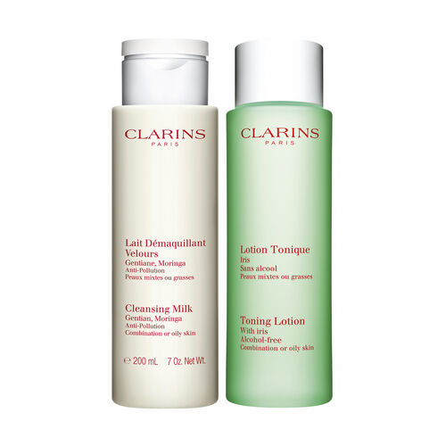 Limited Edition Cleansing Set (Normal or Combination Skin)