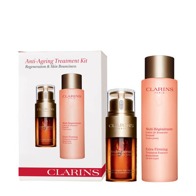 Double Serum & Extra-Firming Treatment Set