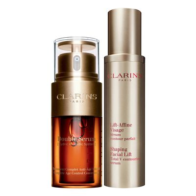 Clarins Age-Defying & Contouring Duo