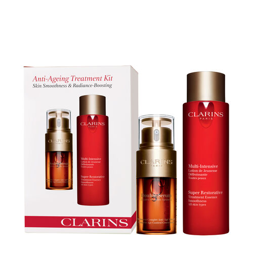 Double Serum & Super Restorative Treatment Set