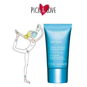 Pick & Love SOS Hydra Refreshing Hydration Mask