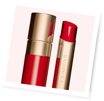 The first lip lacquer stick by Clarins.