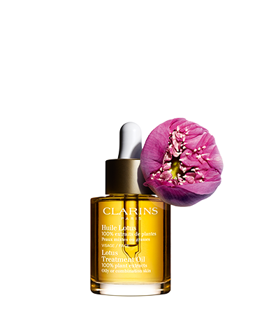 Face Oil with ingredient