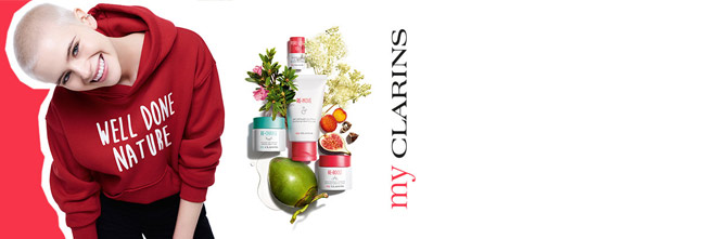 The NEW My Clarins Formula