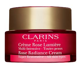 Rose Radiance Cream jar