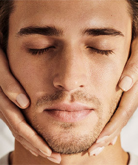 Energizing Facial for Men Facial