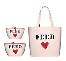 2018 FEED pouches